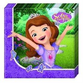 Servilletas Princesa Sofia (20)87917 Procos