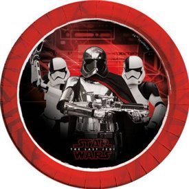 Platos Star Wars The Last Jedi de 23cm (8)88548 Procos