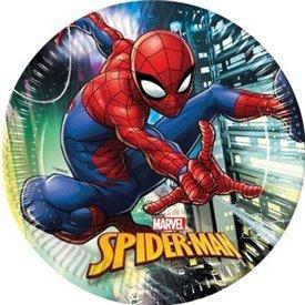 Platos Spiderman Marvel de 23cm (8)89445 Procos