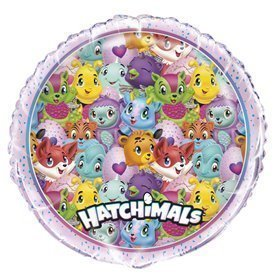Globo foil de Hatchimals de 45cm