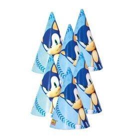 Gorros cono Sonic (6)16001415 Verbetena