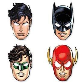 Mascaras La Liga de la Justicia (8)UN-49971 Unique