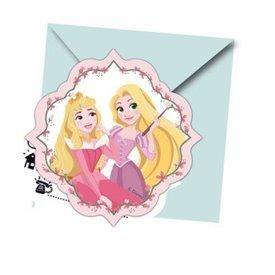 Invitaciones Princesas Disney Dare (6)89225 Procos