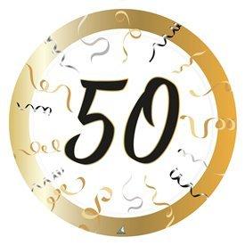 Platos 50 años de 23cm (8)16001460 Verbetena