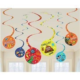 Decoración colgante Epic Party (8)671977 Amscan