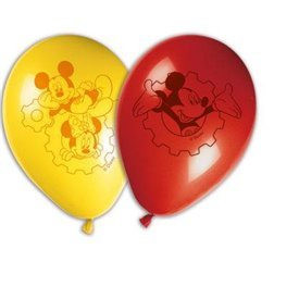 Globos latex Mickey Disney Playful (8)81522 Procos