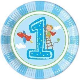 Platos 1º Cumpleaños Niño (8)