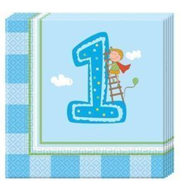 Servilletas 1º Cumpleaños Niño (20)