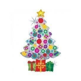 Globo Arbol de Navidad de 99cm85704H Grabo