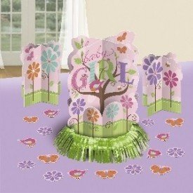 Kit Decoracion Mesa Baby Pink281116 Amscan