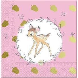 Servilletas Bambi de 33x33cm (20)