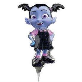 Globo Vampirina palito de 35cm