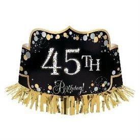 Gorro cumpleaños personalizable (1)251873 Amscan