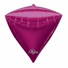 Globo Forma Diamante de 43 cm aprox Color FUCSIA2834199 Anagram