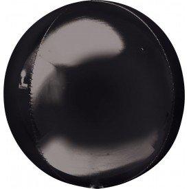 Globo Forma Esfera de 40 cm Color NEGRO2834399 Anagram