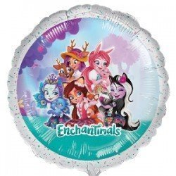 Globo foil Enchantimals de 45cm4015601 Anagram