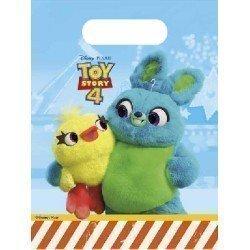 Bolsas chuches/juguetes Toy Story 4 (6)90233 Procos