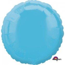 Globo Con Forma de Circulo de Aprox 45cm Color azul Caribe2300901 Anagram