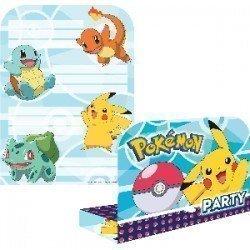 Invitaciones Pokemon (8)