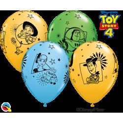 Globos Latex Toy Story (6)