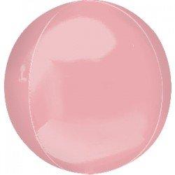 Globo orbz Forma Esfera de 40 cm Color Rosa3911201 Anagram