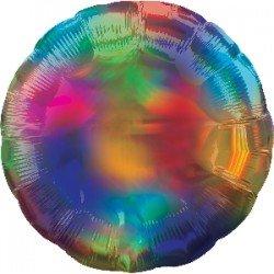 Globo Circulo Multicolor Irisdiscente de 45cm3925901 Anagram