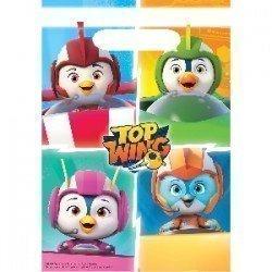 Bolsas chuches/juguetitos Top Wing (8)9904875 Amscan