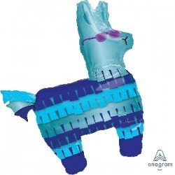 Globo Battle Royal Llama foil de 83cm4003301 Anagram