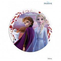 Platos Frozen 2 de 23cm (8)