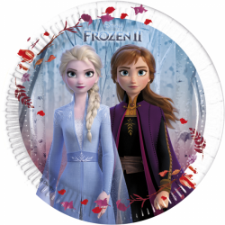 Platos Frozen 2 de 20cm (8)