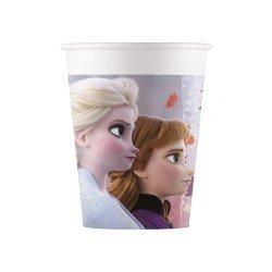 Vasos Frozen 2 cartón (8)