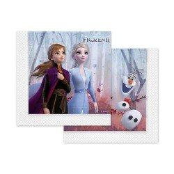Servilletas Frozen 2 (20)