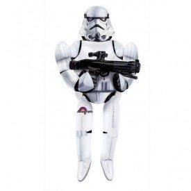 Globo andante soldado imperial Star Wars (Empaquetado)