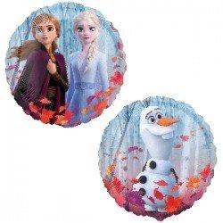 Globo Foil Frozen 2 de 45cm4038601 Anagram