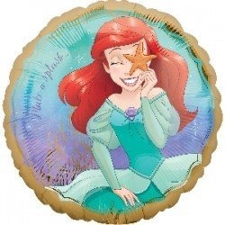 Globo Princesa Ariel