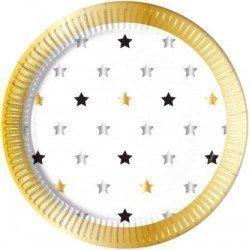 Platos con Estrellas (8)