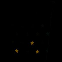 Vasos con Estrellas (8)