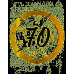 Platos 70 años de 23cm (8)16001480 Verbetena