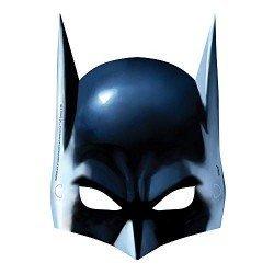 Mascaras de cartón Batman (8)