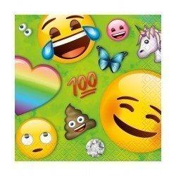 Servilletas de los Emojis (16)UN-79431 Unique