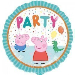 Globo foil Peppa Pig Party