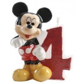 Velas Mickey 4
