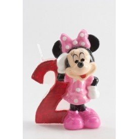 Velas Minnie 2