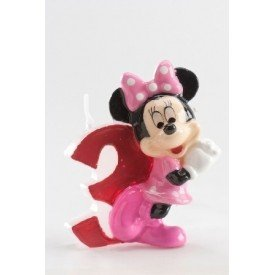 Velas Minnie 3