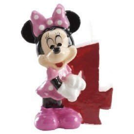 Velas Minnie 4