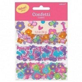 Confeti Dulce 1ºCumpleaños Niña360106 Amscan