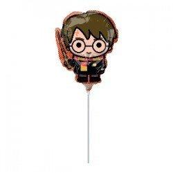 Globo palito forma de Harry Potter