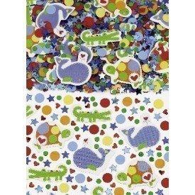 Confeti Baby Blue361117 Amscan
