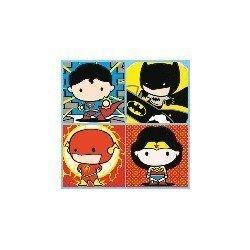 Servilletas de La Liga de la Justicia Comic (16)9906885 Amscan