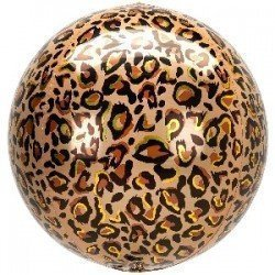 Globo Orbz Animal Leopardo 38 x 40cm4210901 Anagram